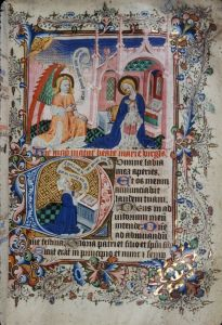 A Book of Hours from the British Library: Royal 2A XVIII (1404-1411)